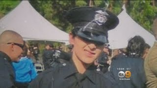 LAPD Mourns Loss Of 30-Year-Old Officer Killed In Traffic Accident