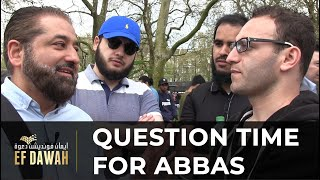Video: According to Islam, only Muslims will go to Heaven? - Abbas London vs Muslim