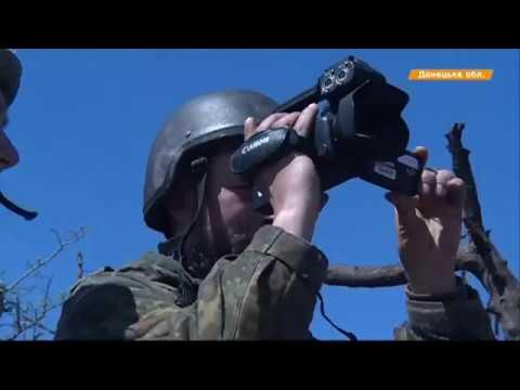 "Как бойцы АТО отвечают на ""сафари"" боевиков"
