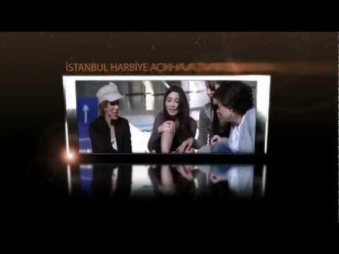Nancy Ajram Istanbul Concert AD 2 Nancy Ajram �stanbul Konseri Tan�t�m� 2