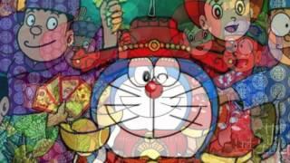 Liên Khúc Ngày Xuân Long Phụng Sum Vầy- Ngày Tết Quê Em -Doraemon Music Video