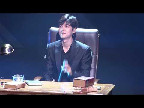 20170218 이민호 토크콘서트 The originality of LEE MIN HO 오프닝+ '그때처럼' by.소심눈화