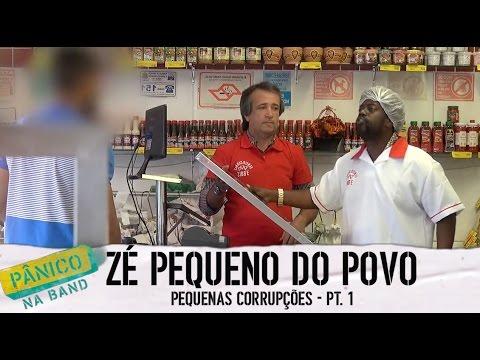 ZÉ PEQUENO DO POVO: PEQUENAS CORRUPÇÕES - E05 (01/02) thumbnail