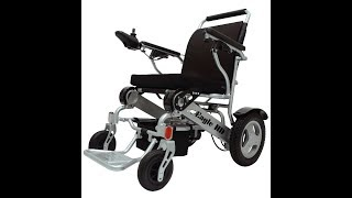 Eagle Power Folding Wheelchair Review