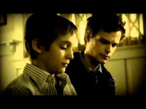 Criminal Minds S06 E16 - Autistic boy piano song!