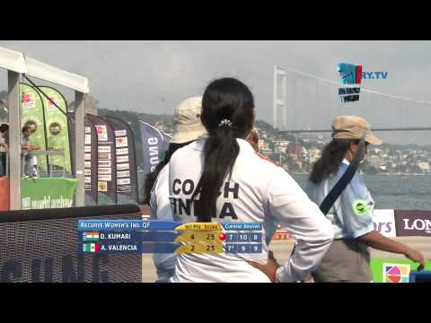 Archery World Cup 2011 - Final Stage - 1/4 Match #3.2