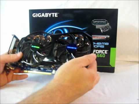 Gigabyte GTX 660 Windforce OC Edition Overview