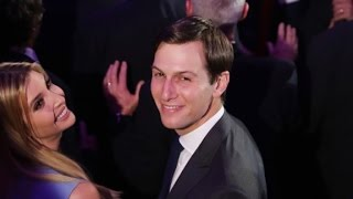 Official: Trump son-in-law to be top adviser