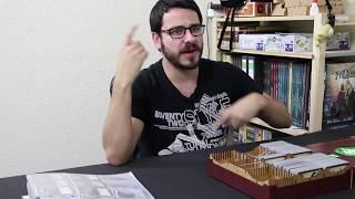 Cthulhu Kartenbox (Blackfire) / Brettspielzubehör - Folge 13 / SpieLama