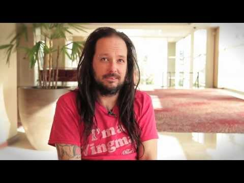 Korn - Making Of 'never Never' Devilslug Remix video