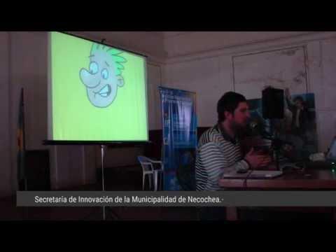 Matias Molusko. El Jinete Azul. Municipalidad de Necochea. 2012