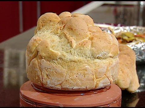 خبز الطاجن على طريقة الشيف #وحيد_كمال  من برنامج #الفطاطرى #فوود