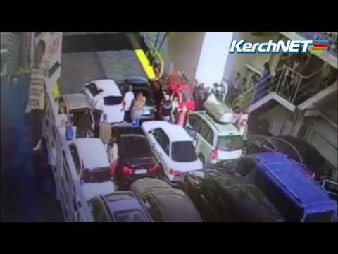 Очередь на Керченской переправе сегодня 2017 2018