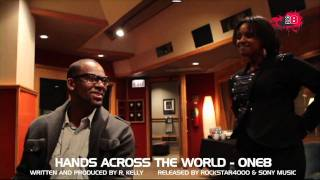 Watch One8 Hands Across The World video