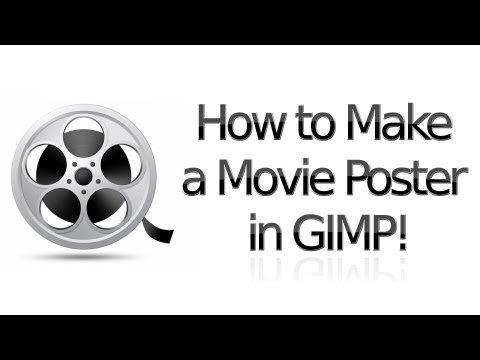 Make your movie poster free