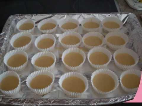 Receta basica de Cupcakes!!!