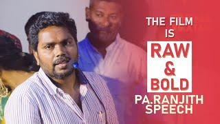 Pa. Ranjith speech