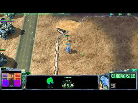 Unit Micro 1/2 - Starcraft 2 Beginner's Tutorial