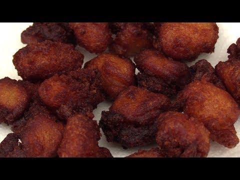 Jackfruit Fritters (ಹಲಸಿನ ಗಾರಿಗೆ / ಪಣ್ಸಾಚ್ಯೊ ಘಾರಿಯೊ) | The Roshow - Daiji Kitchen | Recipe 285