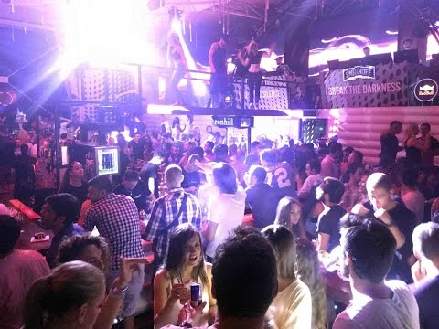 BELGRADE NIGHTLIFE