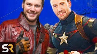 Download 10 Superhero Actors Who Are Best Friends Outside The Avengers 3Gp Mp4