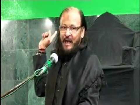 4 Moharram Hyderabad Azadari 1434 Sael-E-Babul Yaqeen @Bibi Ka Alawa  19-11-2012