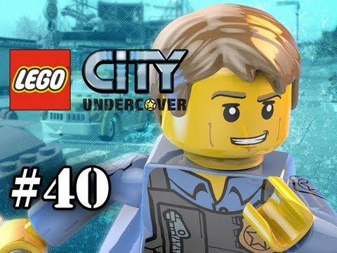 LEGO City Undercover - Part 40 - Get To Da CHOPPER ! (WII U Exclusive ) (HD Gameplay Walkthrough)