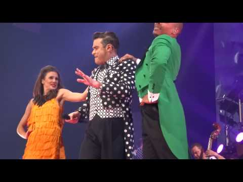 Robbie Williams - Swings Both Ways (FRONT ROW) - 22-Sept-14 Brisbane HD