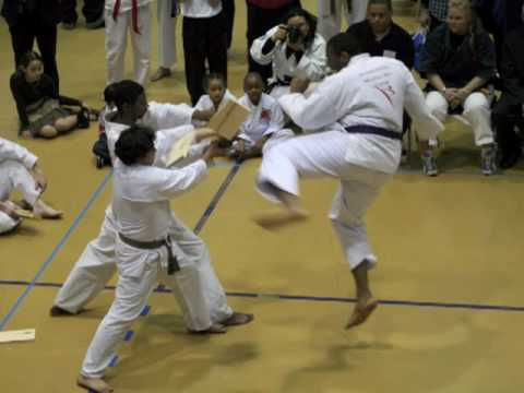Henry Cho Tournament - My Breaking Video