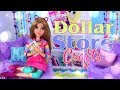 DIY - How to Make: Dollar Store Doll Crafts | Doll Bed | Doll Rug | Doll Fuzzy Chair & More