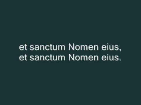 Лассо, Орландо ди - Magnificat octavi toni II