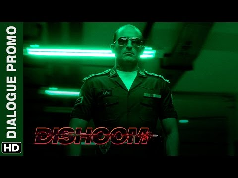 'Wagah' Akshay Khanna Gives A Chilling Introduction | Dishoom | Dialogue Promo
