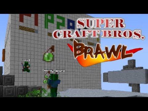 Super Craft Brothers Brawl - Public Server E1 (IP in de beschrijving!)
