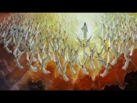 Alleluia (cantico) Cantato dagli Angeli - (Ascoltate bene) - Emozionante!