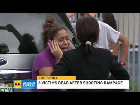 SWAT standoff ends after seven shot to death