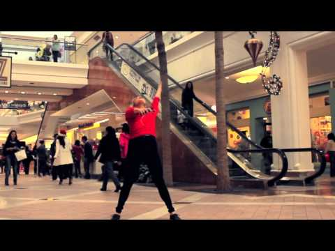 Dance Like Nobody's Watching: Mall