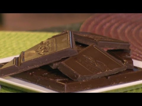 Eating dark chocolate may affect our blood pressure