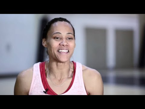 CrossFit -  Finding a New Community: Marion Jones-Thompson