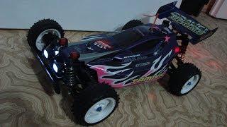 Gravel Hound Tamiya DF-02 1:10 rc buggy improvements