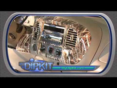 MyDipKit DIY Hydrographics - Camo Dip Kit
