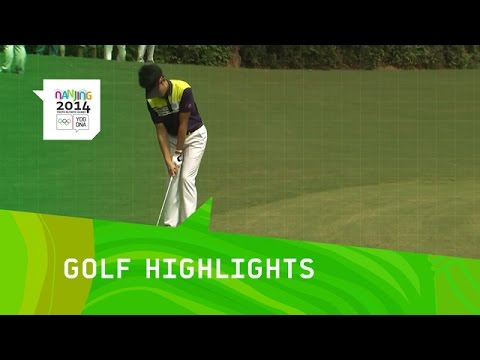 Men's And Women's Golf - Highlights | Nanjing 2014 Youth Olympic Games