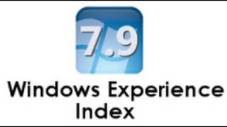 Windows 7 Performance Rating Score - Fun Hack