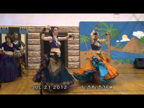 7-21-12 Belly Dancing (Medfest) @Hiawatha Pk (W Seattle) 20/31