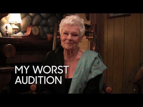My Worst Audition: Judi Dench