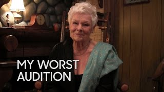 Video My Worst Audition: Judi Dench