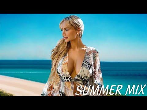 Avicii, Jonas Blue, Kygo, Calvin Harris, Alok, Robin Schulz Style - Summer Vibes Deep House Mix #6