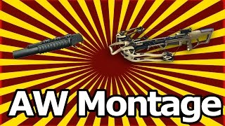 Call of Duty AW | X-Bow and Noobtube Montage