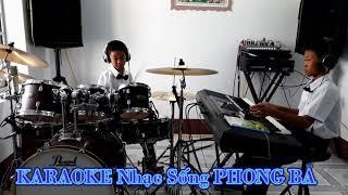 Vùng Lá Me Bay - Hòa Tấu có lời - Nhạc Sống PHONG BẢO