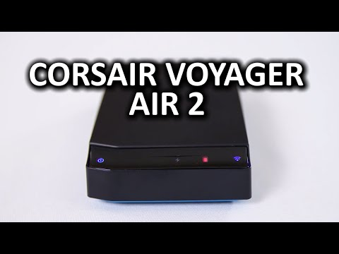 Corsair Voyager Air 2 Wireless Mobile Storage