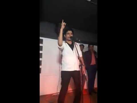 Ankit Tiwari Singing Dil Cheez Tujhe Dedi Live | Ankit Tiwari Live Rocking | Airlift | Akshay Kumar